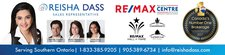 Reisha Dass, REALTOR® | RE/MAX Centre