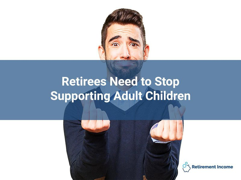 don't support adult children
